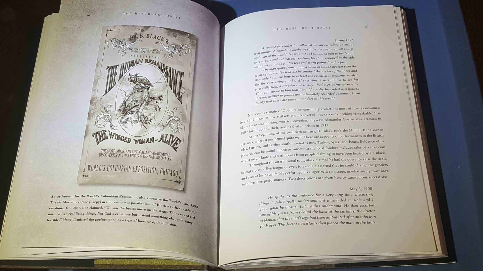 frankenstein book review essay Suggested essay topics narrative in frankenstein shifts from robert walton to victor frankenstein (even shelley's preface to the book can be read as an.