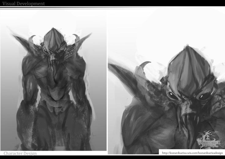 vampire-monster